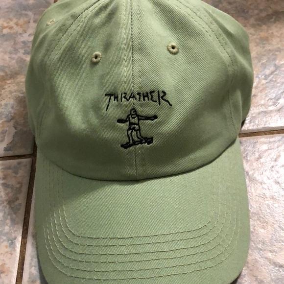 4ed28ff1ba1 Thrasher Gonzalez dad hat. M 5b7af0861e2d2def5b7db3f6. Other Accessories ...